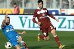 L'attaccante ex Trapani ora in forza al Bologna
