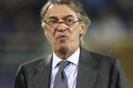"""Inter, Moratti esclude un ritorno: """"Non voglio essere scomodo"""""""