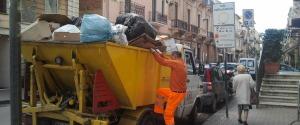 """Modica, netturbini in sciopero: """"Senza stipendio da dicembre"""""""