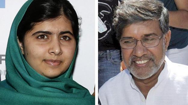 attivisti, Nobel, pace, premio, Kailash Satyarthi, Malala Yousafzay, Sicilia, Mondo
