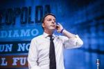 """Renzi apre Leopolda5: """"Non ci fermeranno"""""""