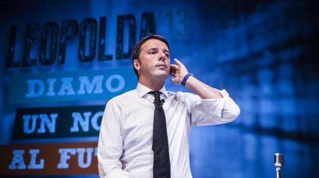 governo, Leopolda5, Matteo Renzi, Sicilia, Politica