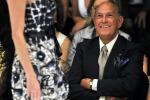 Da Jackie Kennedy a Sex and the City: la moda piange Oscar de la Renta