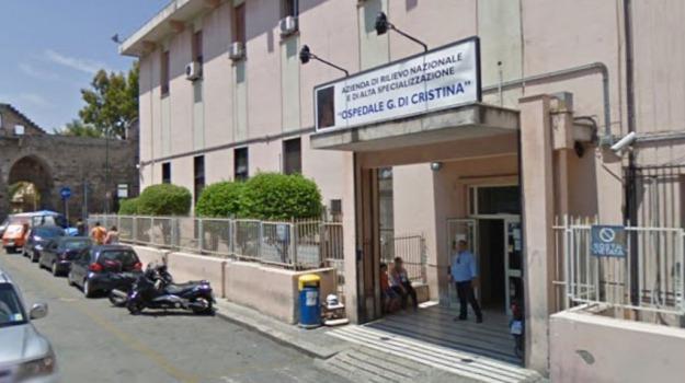 ospedale dei bambini, Palermo, Cronaca