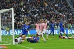 Niente miracolo, il Palermo pensa solo a difendersi: vince la Juve 2-0