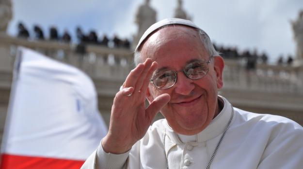 cristianesimo, papa, religione, Sicilia, Cronaca, La chiesa di Francesco