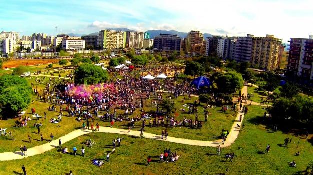 Parco Uditore, vendita, Leoluca Orlando, Palermo, Politica
