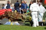 Palma sradicata dal vento colpisce e uccide una donna: tragedia nel centro di Catania