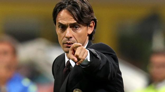 lazio, Milan, SERIE A, Antonio Candreva, Filippo Inzaghi, Sicilia, Sport