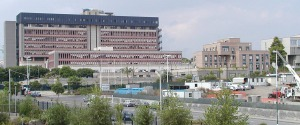 Il Policlinico di Catania