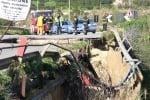 Ribera, tre indagati per il crollo del ponte Verdura