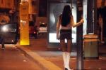 Lite fra prostitute a Caltanissetta, interviene la polizia