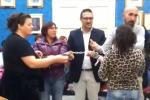 Protestano a Gela i lavoratori di una cooperativa: occupata l'aula consiliare - Video