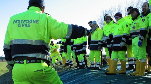 protezione civile, salaparuta, Trapani, Cronaca