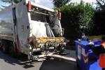Ragusa, il maltempo blocca i mezzi: raccolta rifiuti a rischio