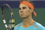 Tennis, a Shangai Nadal subito eliminato