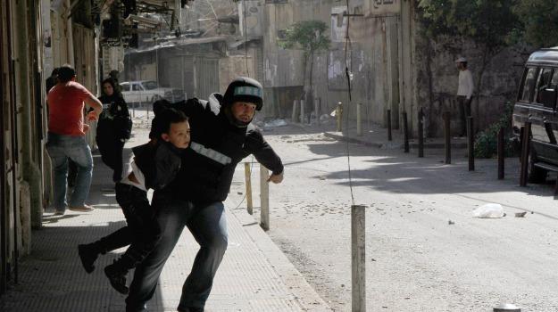 bambini, esercito, morti, raid, ribelli, Sicilia, Mondo