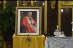Giunta a Palermo la reliquia di Papa Giovanni Paolo II