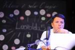 """Leopolda5, Renzi evita lo scontro ma avvisa: """"Governo avanti sul jobs act"""""""