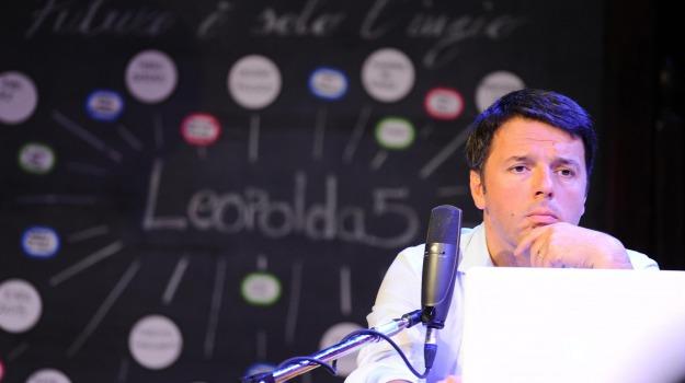 governo, Leopolda, manifestazione, Matteo Renzi, Sicilia, Politica