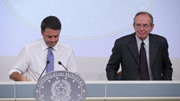 governo, legge, manovra, stabilità, Matteo Renzi, Sicilia, Politica