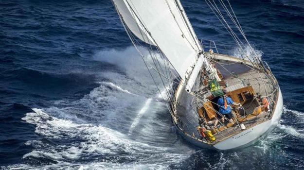 Maltempo, mare, regata, rolex, tempesta, Sicilia, Cronaca