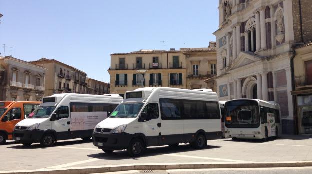 bus caltanissetta, Caltanissetta, Cronaca