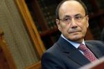 Renato Schifani eletto nuovo capogruppo di Ncd al Senato