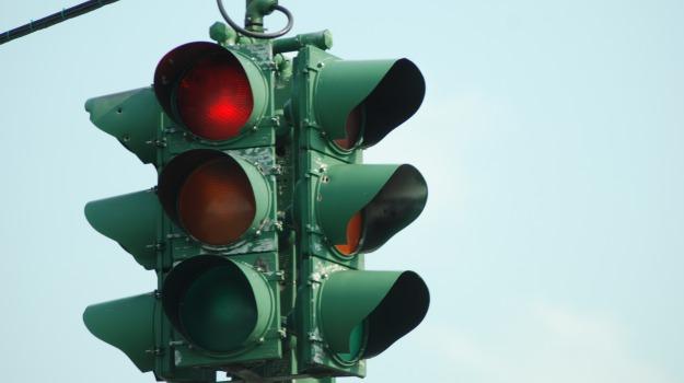 Incidenti, semaforo in tilt, Siracusa, Siracusa, Cronaca