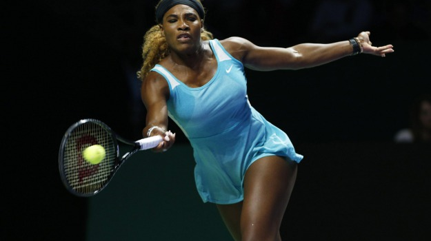masters, Singapore, Tennis, Serena Williams, Sicilia, Sport