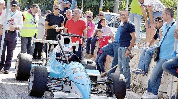 slalom auto, Giuseppe Castiglione, Siracusa, Sport