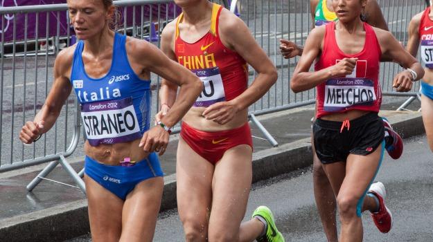 atletica, maratona, sport, valeria straneo, Sicilia, Sport
