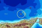 Scossa di magnitudo 4.3 nel cuore delle Eolie, avvertita in molti comuni del Messinese