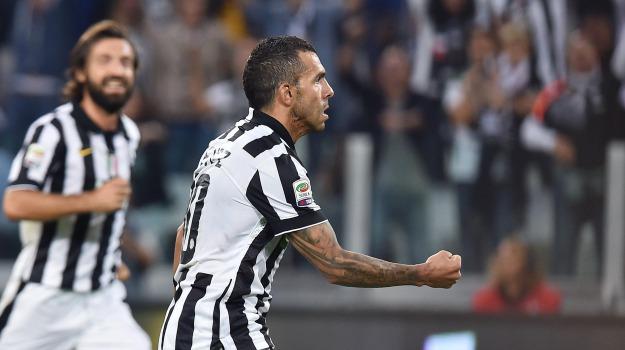 Juventus, roma, SERIE A, Garcia, Massimiliano Allegri, Tevez, Sicilia, Sport