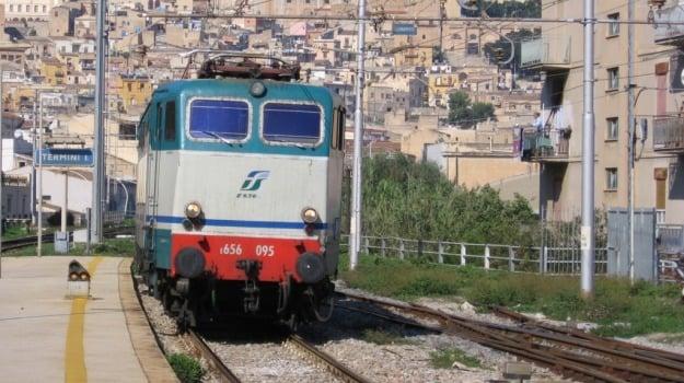 altavilla milicia, ferrovie, Maltempo, stazione, termini imerese, Sicilia, Palermo, Cronaca