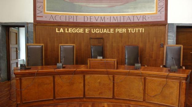 caltanissetta, tribunale, Caltanissetta, Cronaca