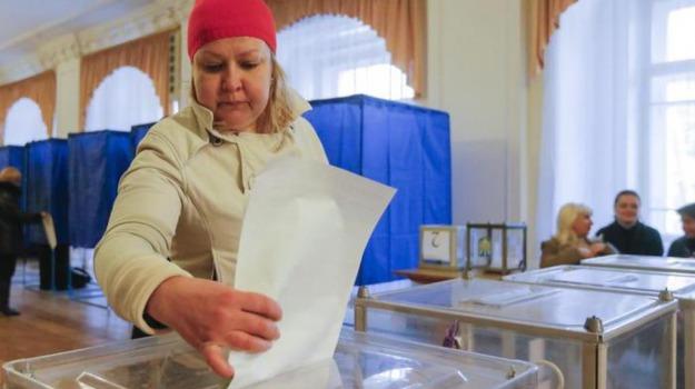 elezioni, parlamentari, Ucraina, voto, Sicilia, Mondo