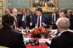 Incontro a Milano sulla crisi Ucraina, Renzi: passi avanti, controlli alla frontiera