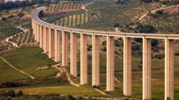 lavori pubblici, menfi, viabilità, viadotto belice, Agrigento, Trapani, Economia