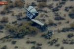 California, la navetta spaziale di Virgin Galactic precipita: morto un pilota, grave il secondo