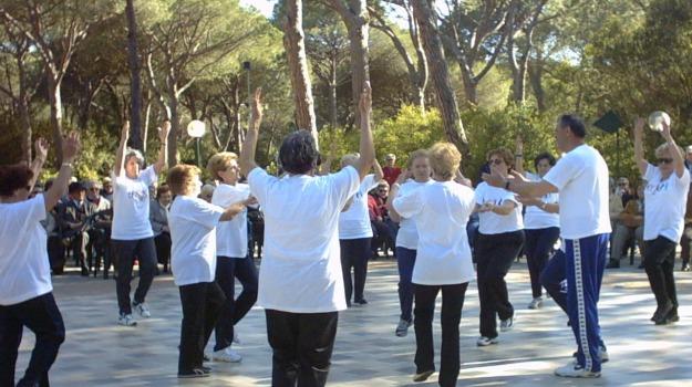 anziani, cervello, esercizio fisico, università, Sicilia, Vita