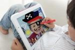 Troppo davanti a pc e tablet, bimbi a rischio obesità già a un anno