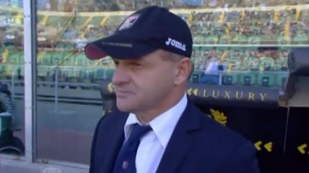 Calcio, Palermo, SERIE A, Beppe Iachini, Palermo, Calcio