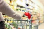 Istat, aumenta l'inflazione, frenano prezzi carrello della spesa