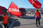 Sciopero generale dei Cobas proclamato per il 14 novembre
