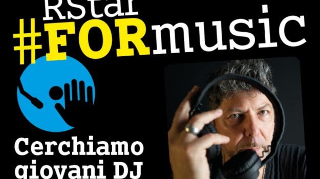 contest, deejay, musica, selezioni, Claudio Coccoluto, Palermo, Cultura