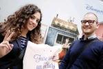 Il sogno chiamato Disneyland, la carica dei 250 a Palermo