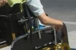 Niscemi, gli rubano la carrozzina: disabile non può più uscire da casa