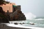 Maltempo e vento alle Eolie, collegamenti ridotti. Allerta meteo a Catania e Messina