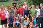 """Genitori di 34 figli, famiglia americana record: """"Non ci fermiamo"""""""